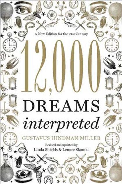 12000 DREAMS INTERRUPTED