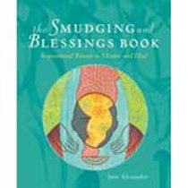 Smudging and Blessing Book
