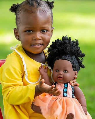 Every girl deserves to have a doll that