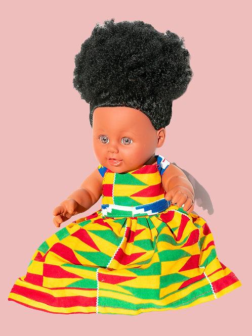 Beautiful Kwanzaa Outfit