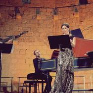 Adriana Mayer    & Ensemble L'Albera