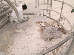 STORAGE SILO CLEANING