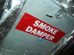 FIRE DAMPER ACCESS DOOR