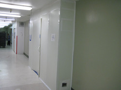 INFECTION CONTROL/DUST CONTAINMENT