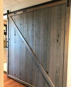 New Barnwood Doors