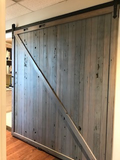 New Barnwood Doors