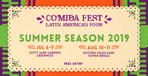Food lovers: Comida Fest is back!