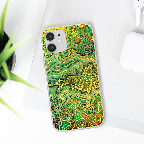 Green Biodegradable Case