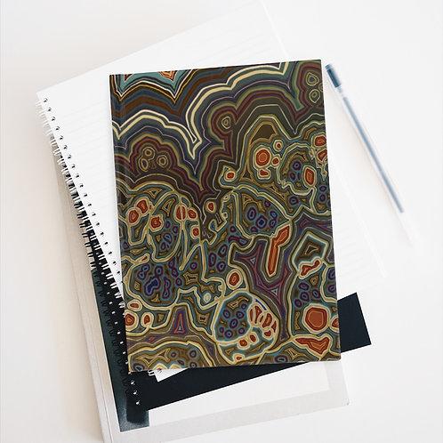 Brown Sketch Book - Blank
