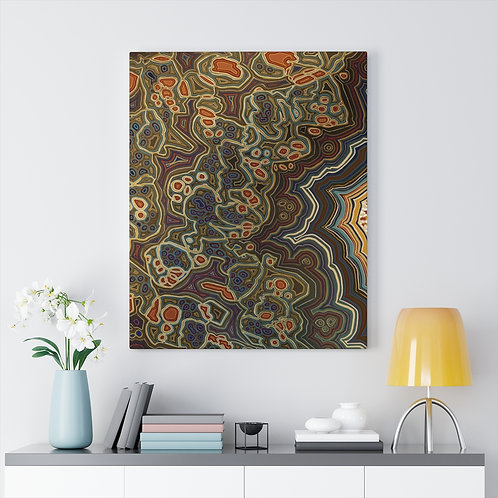 Brown Canvas Gallery Wraps