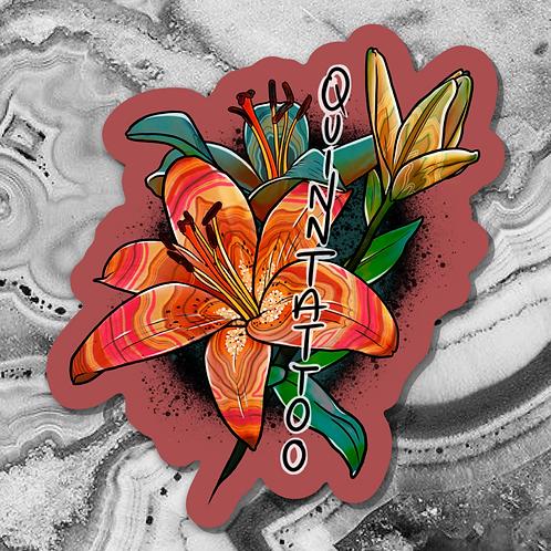 Lilly Sticker