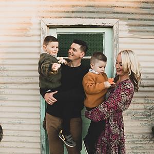Melissa Hudson's Family
