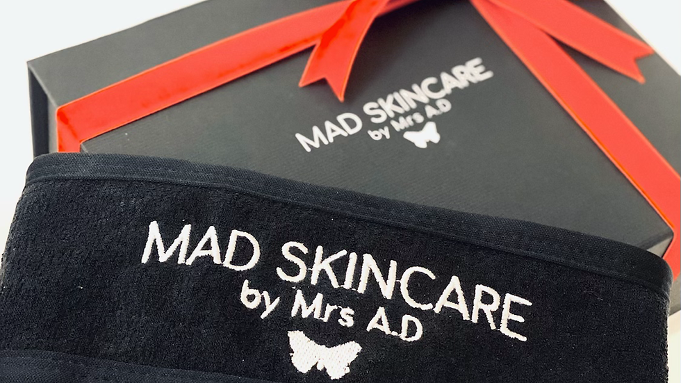 MAD SKINCARE by Mrs A.D Skincare Headband