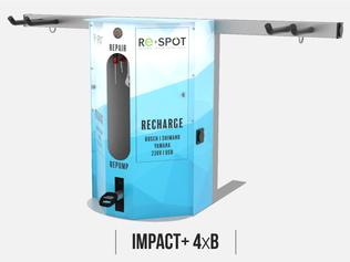 Impact+ 4xB