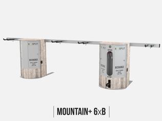 Mountain+ 6xB