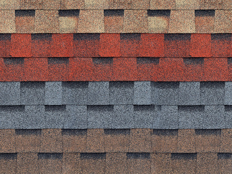 Choosing the right roofing material for you.