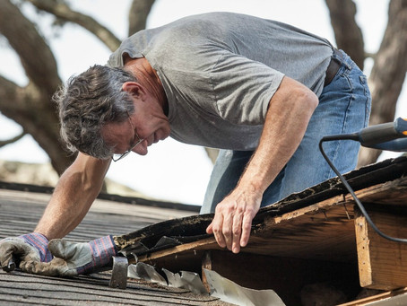 It's time to replace your roof. DIY or Professional?