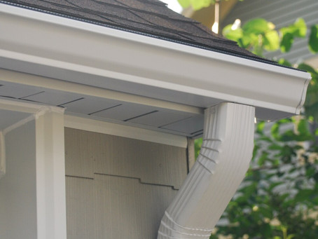 Eavestroughs - What you need to know