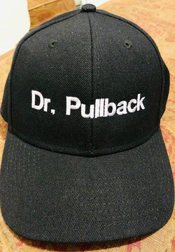 My students say I can get anyone to do pullbacks/pick-ups!  They made that hat for me!