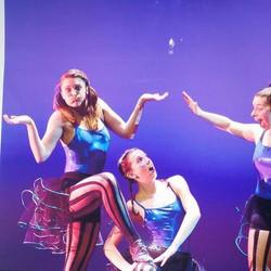 fun choreography for deSales University