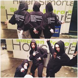 EVERY dancer needs a hoodie!