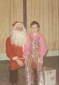 Dancing at age 8!  how about that costume!!!!