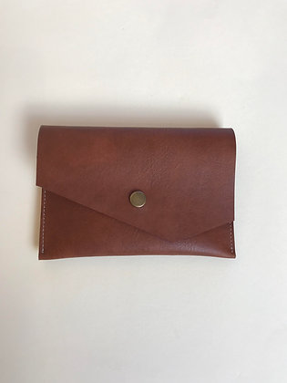 Passport Holder - Chestnut
