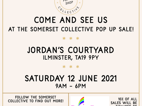 SAVE THE DATE.......  we will be at this event with the full collection come and say hello!
