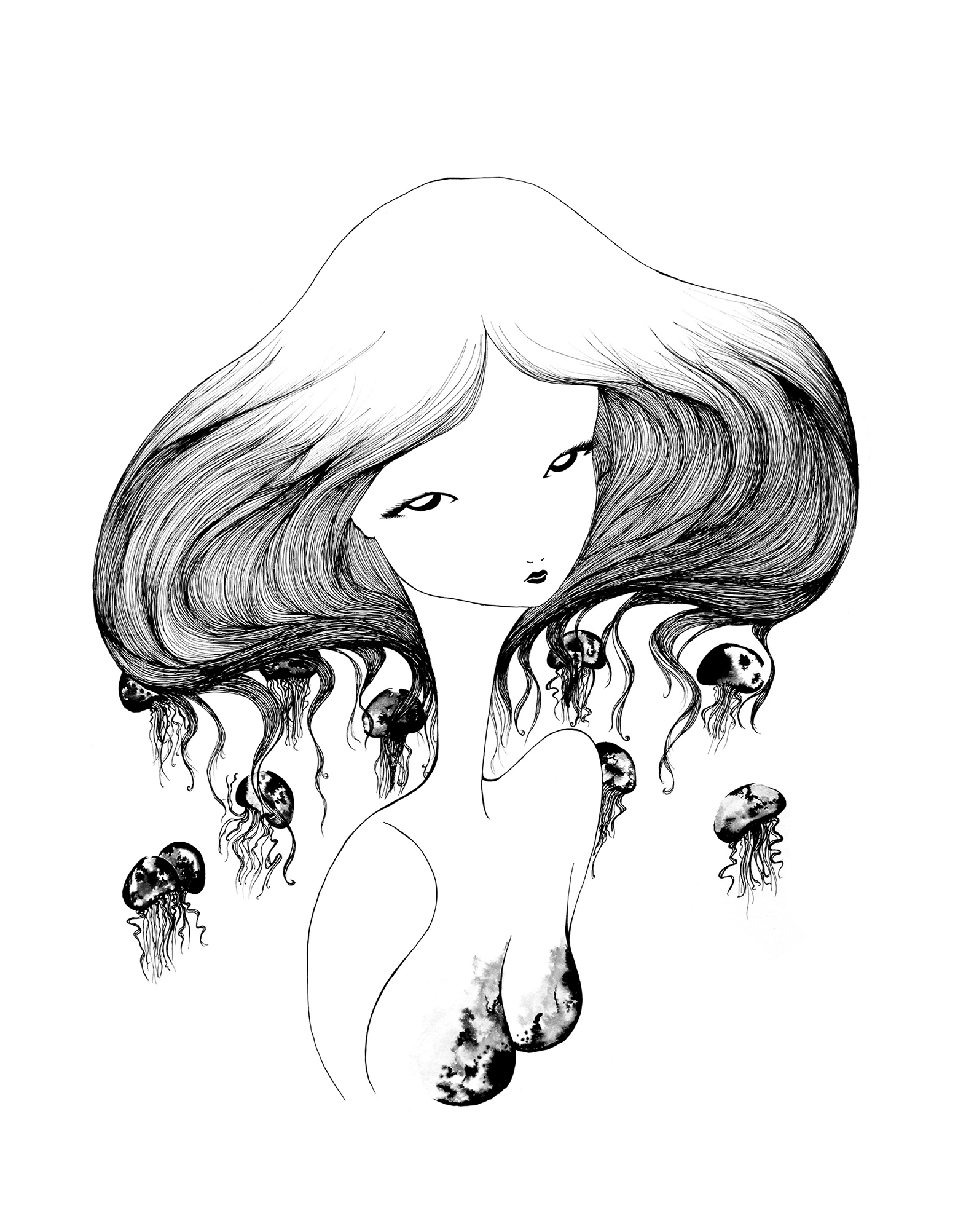 The Femininity of Jellyfish