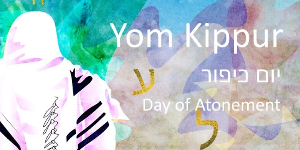 Yom Kippur Services- Kol Nidrei