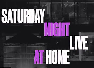Saturday Night Live Returned With a Quarantine Special!