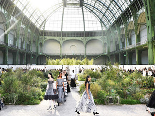 Chanel Presents its first Collection since the Health Crisis