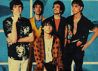 THE STROKES' THE NEW ABNORMAL OUT NOW VIA CULT/RCA FIRST NEW ALBUM IN SEVEN YEARS