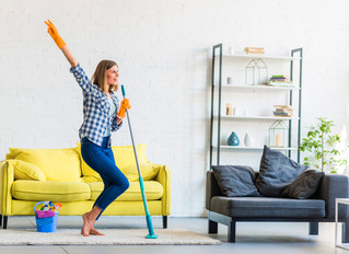 Here are the World's favorite cleaning songs for your quarantine spring cleaning