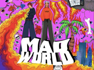 X LOVERS ANNOUNCE MAD WORLD EP TO BE RELEASED FALL 2020 VIA VISIONARY RECORDS/RCA RECORDS