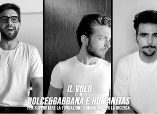Dolce & Gabbana launches #DGFATTOINCASA to Celebrate Homemade and Help Research Against Covid-19