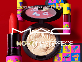 M.A.C New Moon Masterpiece Collection