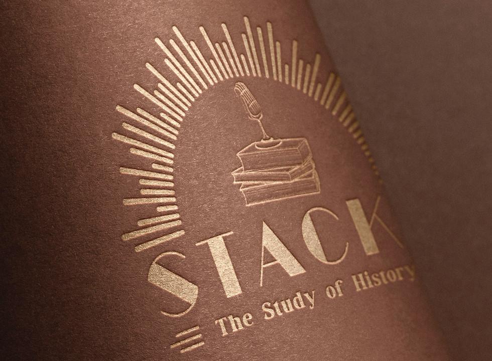 Stacks Podcast Logo