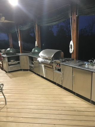 Grill Islands