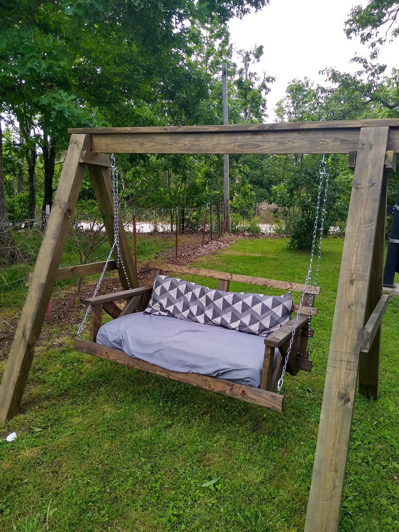 Clayborn Creations Swing