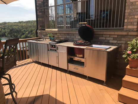 Outdoor Stainless
