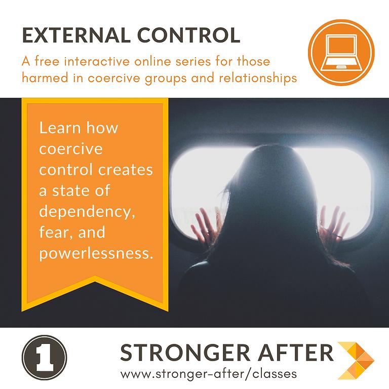 External Control - part 1