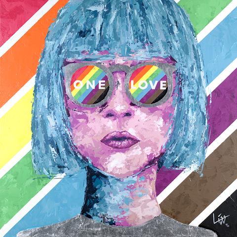 #1 ONE LOVE