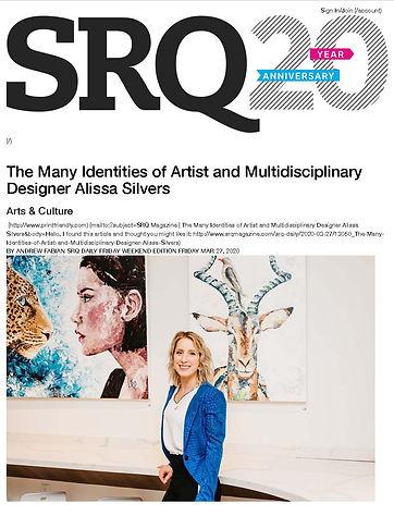 SRQ_Many Identities of Artist and Designer
