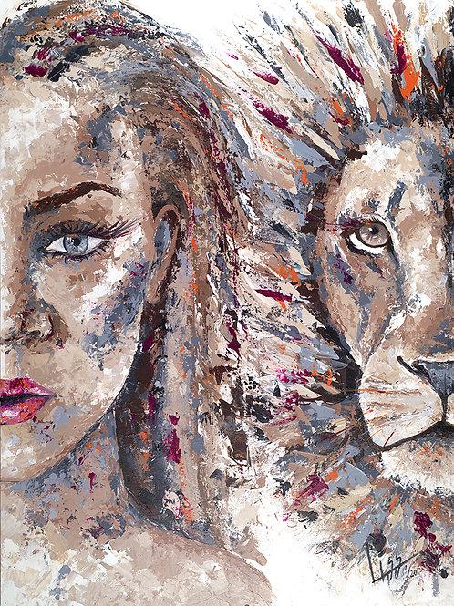 LITTLE LIONS HEAD