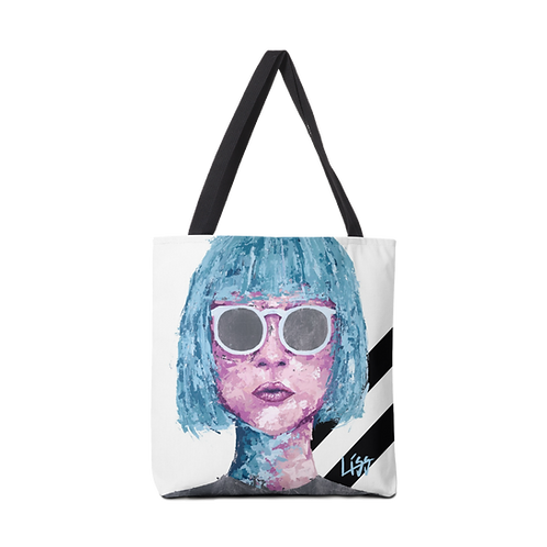Tote Bag -  I CAN SEE YOU
