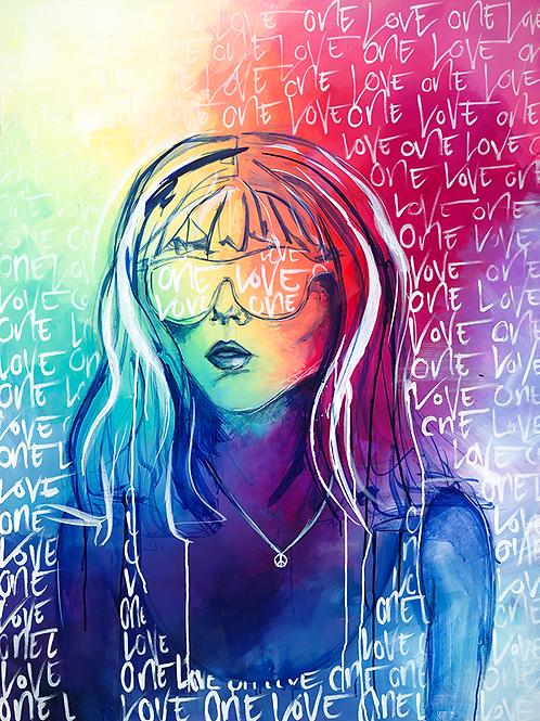 GICLÉE - LOVE IS ALL
