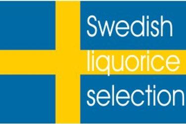 Mixed Pack of Swedish Liquorice 200g