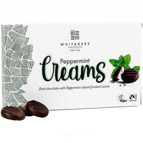 150g Whitakers Mint Cremes