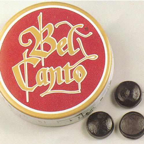 20g Bel Canto Old Fashioned Liquorice Pellets